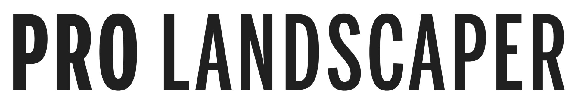 Pro Landscaper Logo