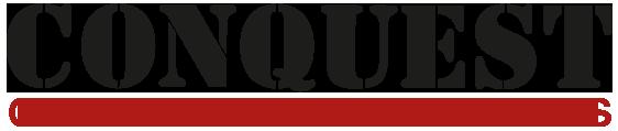 Conquest Logo Variation
